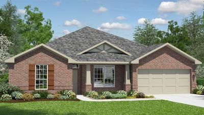 Tomball Single Family Home For Sale: 31031 Roanoak Woods Dr