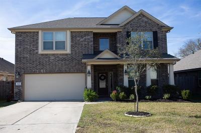 Baytown Single Family Home For Sale: 8227 Broadleaf Avenue