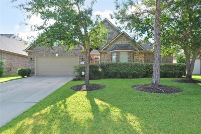 Humble Single Family Home For Sale: 12135 Guadalupe Trail Ln