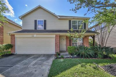 Katy Single Family Home For Sale: 3558 Junction Bend Lane