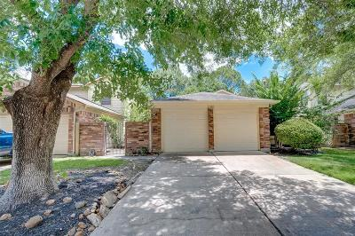 Houston Single Family Home For Sale: 7746 High Village Drive
