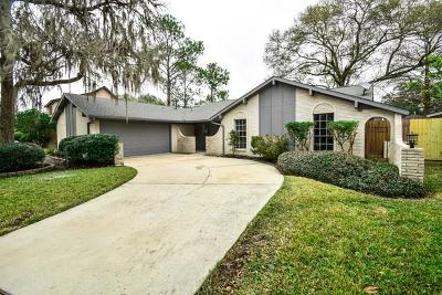 Friendswood Single Family Home For Sale: 15631 Wandering Trail