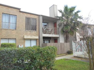 Galveston Condo/Townhouse For Sale: 3220 69th Street #J6