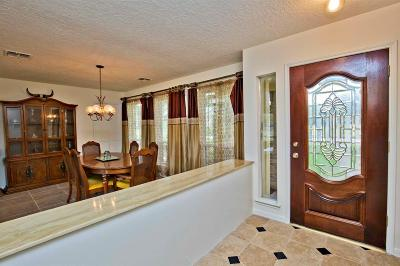 Sugar Land Single Family Home For Sale: 2415 Hodges Bend Circles