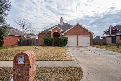Katy Single Family Home For Sale: 6738 Liberty Valley Drive