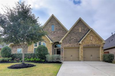 Fulshear Single Family Home For Sale: 27507 Villa Mountain Court