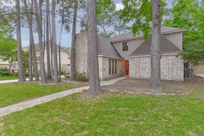 Single Family Home For Sale: 6634 Gentle Bend Drive