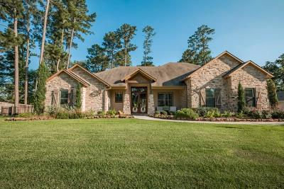 Montgomery Single Family Home For Sale: 7 Camden Oaks Lane