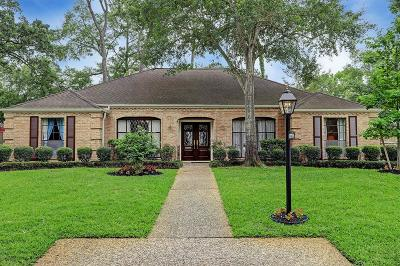 Houston Single Family Home For Sale: 13711 Barryknoll Lane