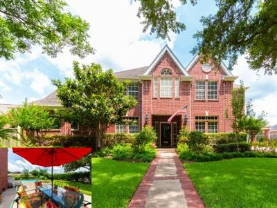 Sugar Land Single Family Home For Sale: 3114 W Autumn Run Circle