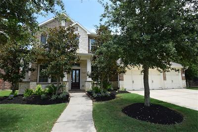 Katy Single Family Home For Sale: 4335 Wedgeoak Drive