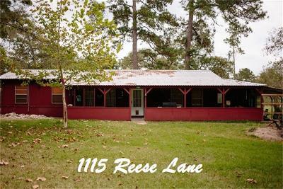 Columbus Farm & Ranch For Sale: 1115 Reese Lane