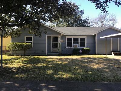 Single Family Home For Sale: 4111 Hoffman Street