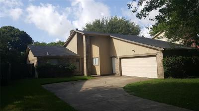 Missouri City Single Family Home For Sale: 1215 Kenforest Drive