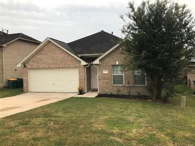 Willis Single Family Home For Sale: 981 Oak Falls Drive