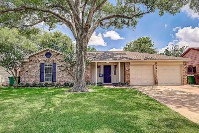 Tanglewilde Single Family Home For Sale: 9623 Windswept Lane