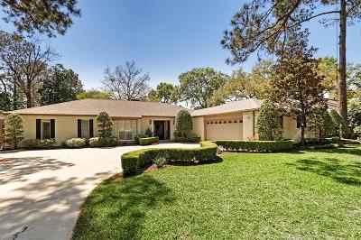 Houston Single Family Home For Sale: 10115 Cedar Creek Drive