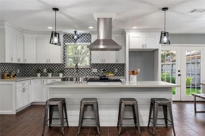 Houston Single Family Home For Sale: 11014 Wickersham Lane