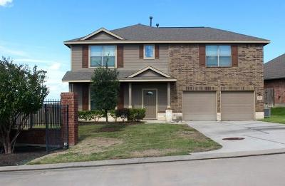 Montgomery Single Family Home For Sale: 19820 Logans Trail