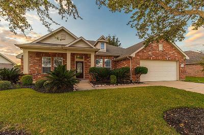 Tomball Single Family Home For Sale: 18627 Summercliff Lane