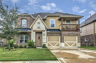 Deer Park Single Family Home For Sale: 1913 Rolling Stone Drive