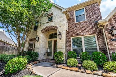 Katy Single Family Home For Sale: 4203 Wedgeoak Drive