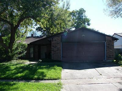 Richmond Single Family Home For Sale: 6914 Pickett Drive