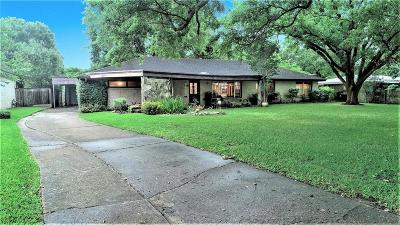 Houston Single Family Home For Sale: 5518 Holly Street