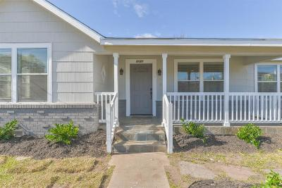 Houston Single Family Home For Sale: 2121 N Durham Drive
