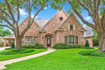 Houston Single Family Home For Sale: 610 Barkers Cove