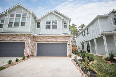 Conroe Condo/Townhouse For Sale: 146 Moon Dance Court
