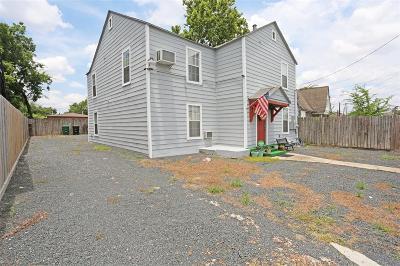 Houston Single Family Home For Sale: 3518 Sampson Street