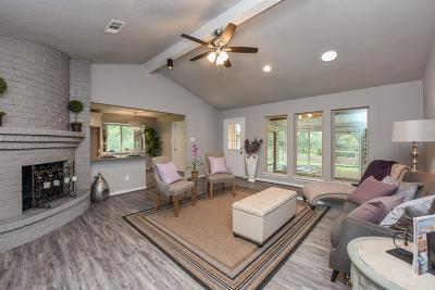 Friendswood Single Family Home For Sale: 5315 Shady Oaks Lane