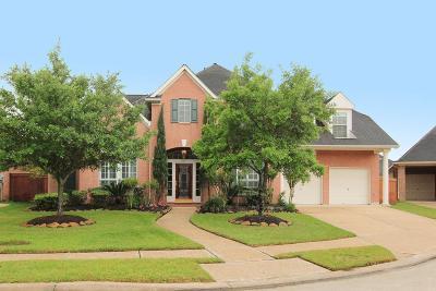 Single Family Home For Sale: 5715 Sapphire Vista Lane