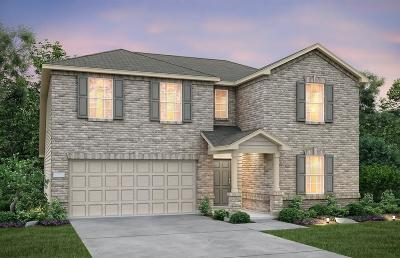 Conroe Single Family Home For Sale: 2080 Lost Timbers Drive