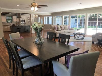 Houston Single Family Home For Sale: 3802 Ascot Lane