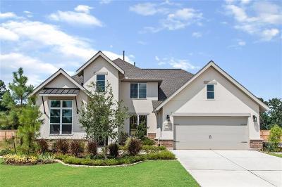 Tomball Single Family Home For Sale: 44 Venetia Grove