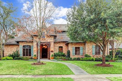 Houston Single Family Home For Sale: 1418 Lynnview Drive
