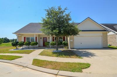Sealy Single Family Home For Sale: 220 S Lantana Circle