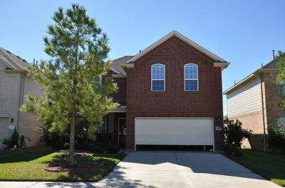 Single Family Home For Sale: 16527 Whitaker Creek Drive