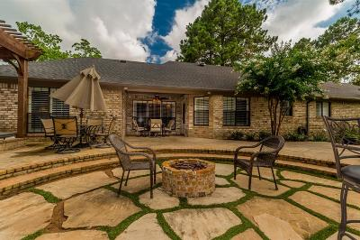 Tomball Single Family Home For Sale: 1312 Hicks Street