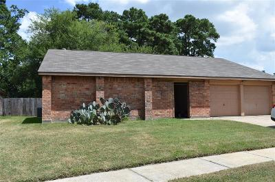 Humble Single Family Home For Sale: 19806 Bellaw Woods Drive