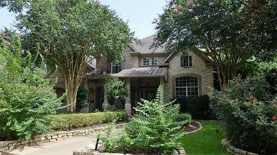 Missouri City Single Family Home For Sale: 9518 Crosby Way