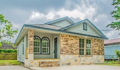Single Family Home For Sale: 14334 Texarkana Street