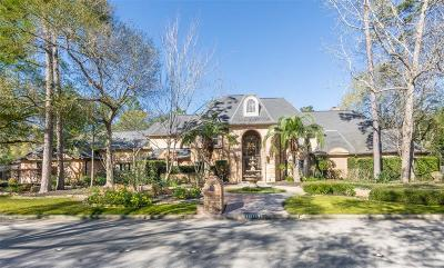 Houston Single Family Home For Sale: 11934 Cypresswood Drive