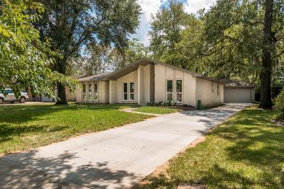 Friendswood Single Family Home For Sale: 15710 Wandering Trail