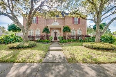 Pasadena Single Family Home For Sale: 4002 Hallmark Fair Court