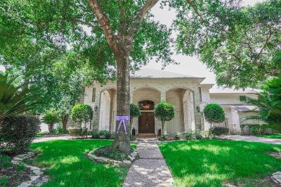 Houston Single Family Home For Sale: 5610 Havenwoods Drive