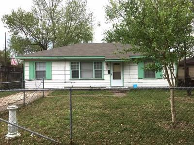 Houston TX Single Family Home For Sale: $94,999