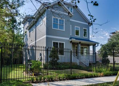 Houston Single Family Home For Sale: 430 Marshall Street